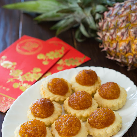 Pineapple Jam Tarts