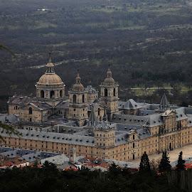 Monasterio by Luis Orchevecs Ferenczi - Uncategorized All Uncategorized