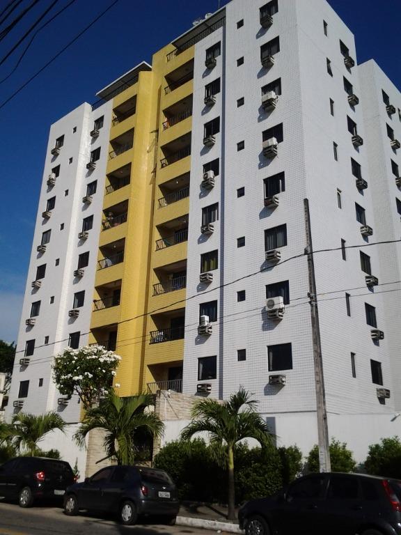 Apartamento com 3 dormitórios à venda, 86 m² por R$ 450.000 - Bancários - João Pessoa/PB