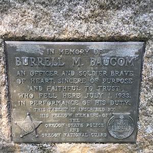 Burrell M. Baucom