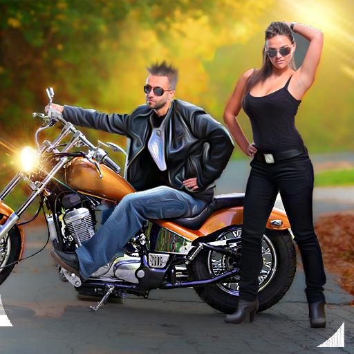 Bike Photo Editor - Bike Photo Frame (app)
