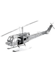 """Сборная модель """"3D Metal Puzzle"""" Вертолёт  """"UH-1 Ирокез"""" L"""