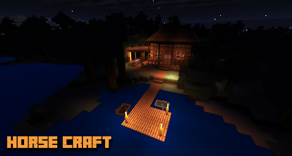 ➤Horsecraft: Survival and Crafting Game ★★★★★