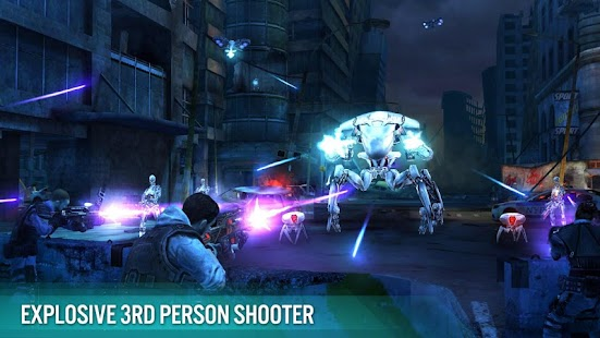 Game TERMINATOR GENISYS: GUARDIAN APK for Windows Phone