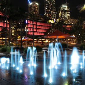 Sydney by Richard Heersmink - City,  Street & Park  Fountains
