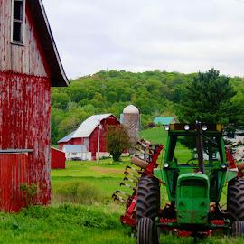 by Jon Radtke - Transportation Other ( taylor farm )