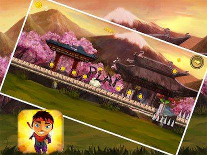 Ninja Kid - Fun Run Game - screenshot