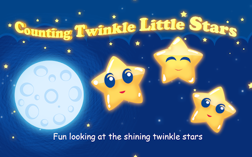 Counting Twinkle Little Stars - screenshot