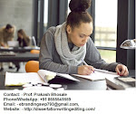 The best Professional Dissertation Writing Services in Ahmedabad region