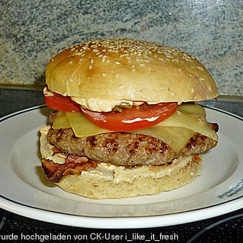 Western Style Burger