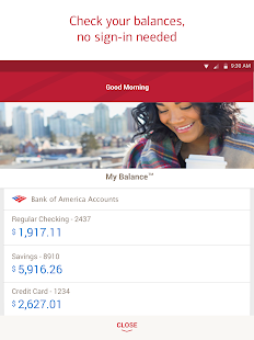 Free Download Bank of America Mobile Banking APK for Samsung