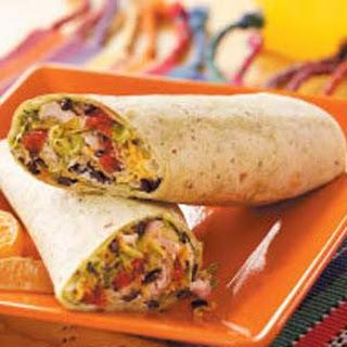 Chicken Tortilla Rolls Recipes