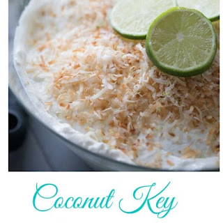 Coconut Key Lime Trifle