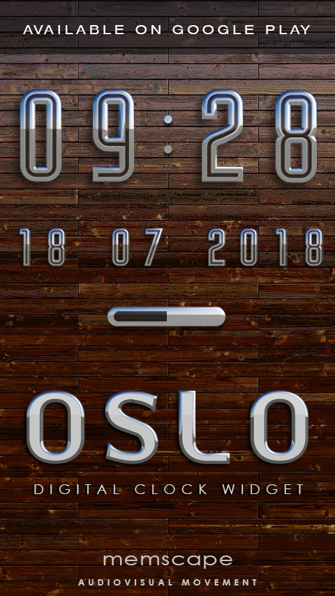 OSLO Smart Launcher Theme Screenshot 5