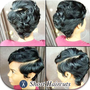 Short Black Women Haircuts For PC / Windows 7/8/10 / Mac – Free Download