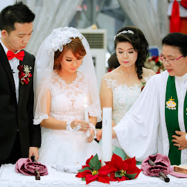 by Chandra Wirawan - Wedding Ceremony