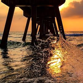 Splash of Sunlight by Etta Cox - Instagram & Mobile iPhone