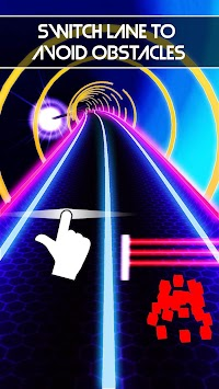 Neon Run APK screenshot thumbnail 4