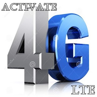 Activate 4G LTE Guide - screenshot