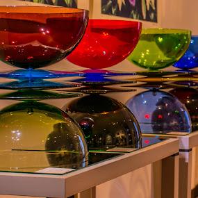 At the Glass museum in Murano.. by Hariharan Venkatakrishnan - Artistic Objects Still Life