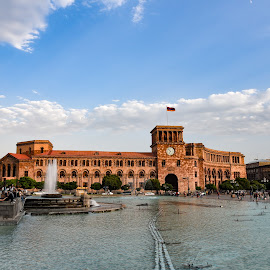 Yerevan  by Anto Boyadjian - Buildings & Architecture Public & Historical
