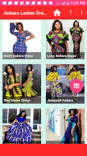 Ankara Ladies Dress 2019 for pc