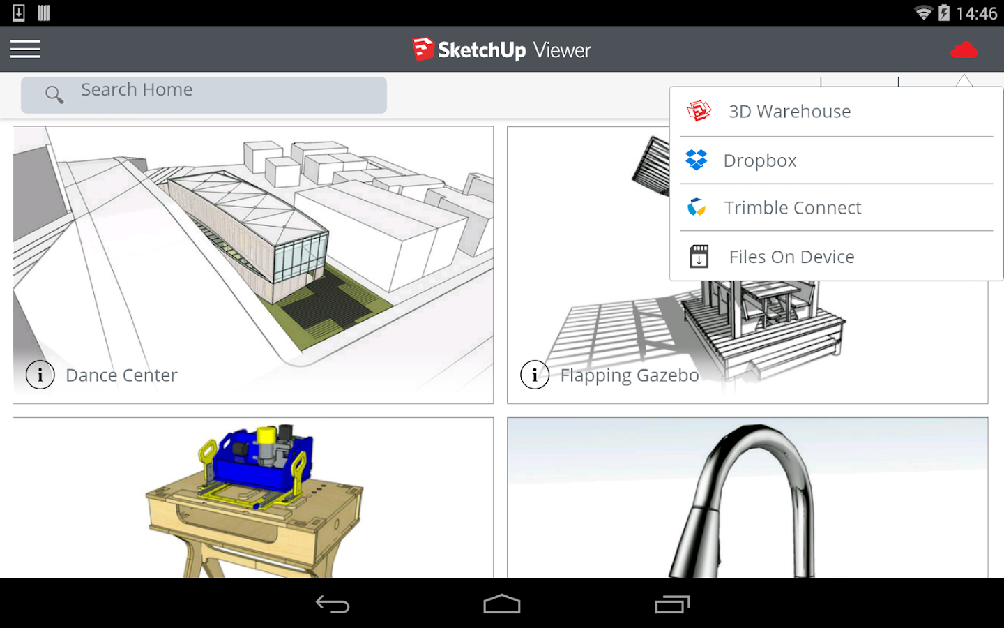 SketchUp Viewer Screenshot 10