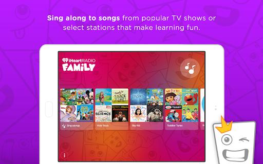 iHeartRadio Family screenshot 6