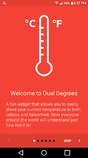 Dual Degrees screenshot for Android