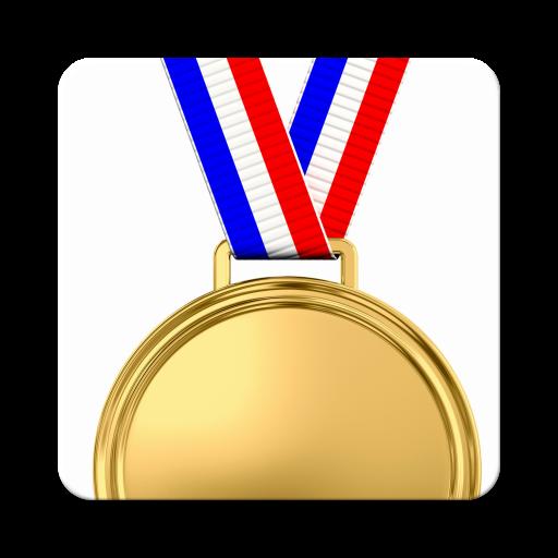 2016 Rio Medal Tracker - screenshot