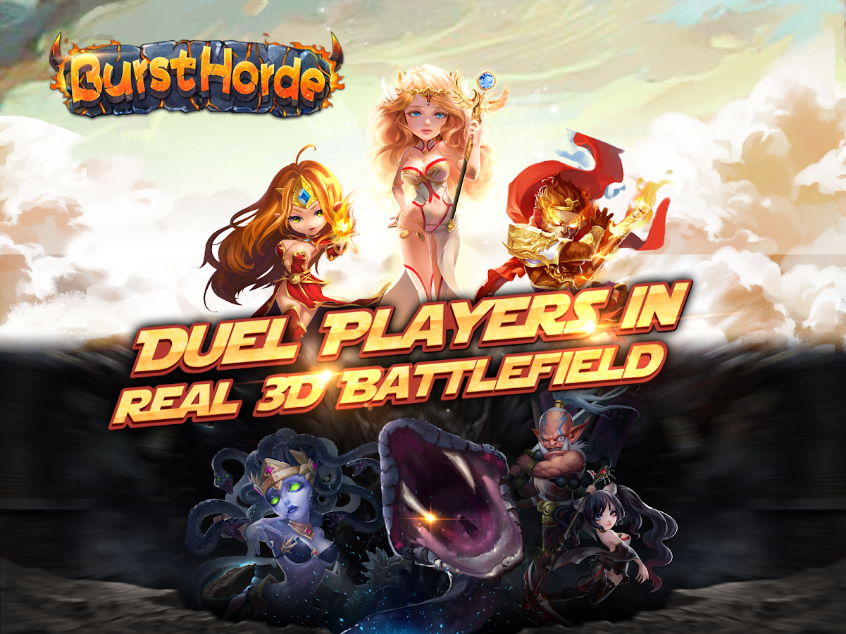 Burst Horde Screenshot 5