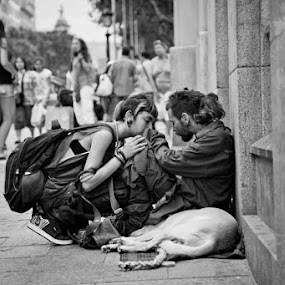 real life.. by Alex Zagorskij - News & Events World Events