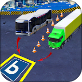 Big Gear Truck nd Bus Parking APK for Ubuntu