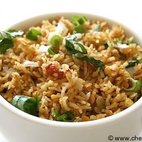 Masoor dal Pulao (Red Lentil Rice)