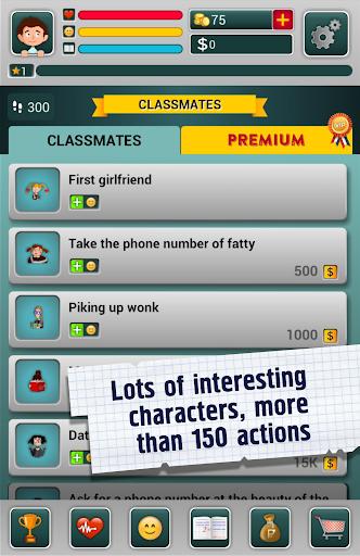 Schoolboy - screenshot