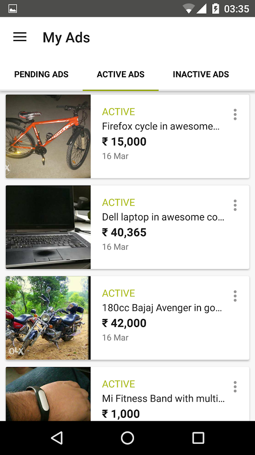 OLX Local Classifieds Screenshot 4