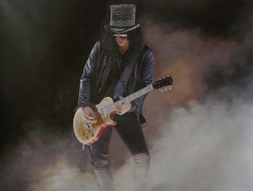 Slash - Olieverf op Canvas - 90 x 120 cm