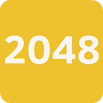 2048 classic puzzle +5 games Icon