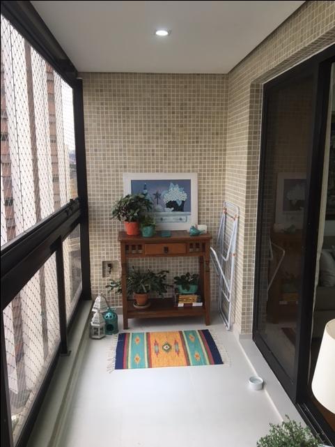 Flat residencial para locação, Indianópolis, São Paulo.