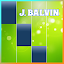 J Balvin Mi Gente Piano Game