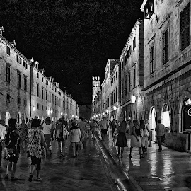 Dubrovnik by Jose Maria Vidal Sanz - City,  Street & Park  Historic Districts ( dubrovnik, old city, nikon d, travel photography )