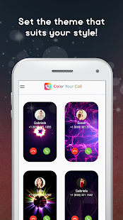 Color Your Call