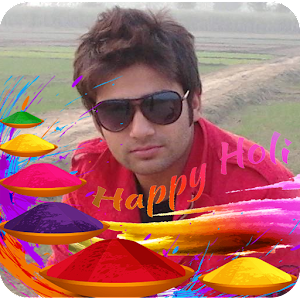Download Happy Holi Best Dp Maker For PC Windows and Mac