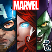 Game Marvel Puzzle Quest APK for Kindle