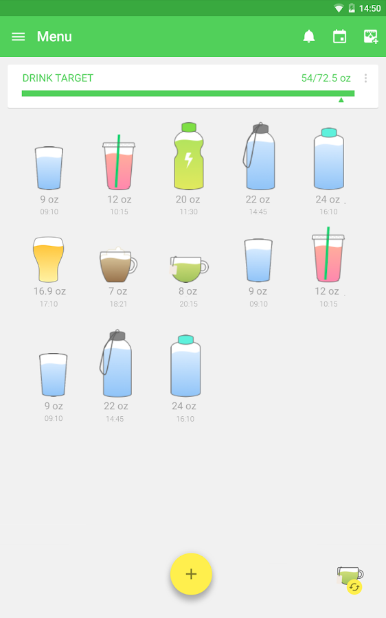 Water Drink Reminder Screenshot 10