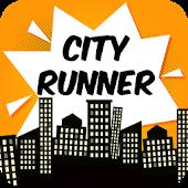 Game Hero Runner Rush in City APK for Kindle
