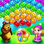 Princess Masha Forest Bubble Icon