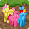 Pony Craft: Girls Story 1.0.0 Apk