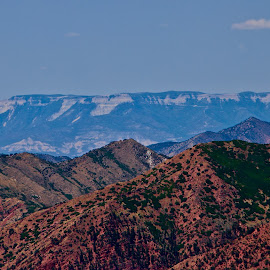 by Joe Rahal - Landscapes Mountains & Hills