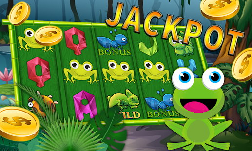Wild Frog Slot - Play for Free in Your Web Browser